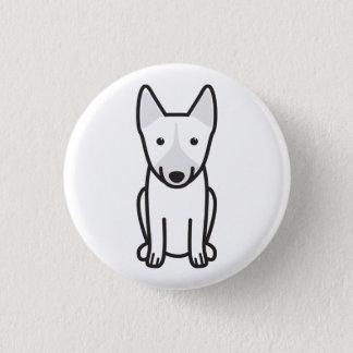 Swedish Vallhund Dog Cartoon Button
