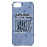 Swedish Vallhund DUDE Cover For iPhone 5C