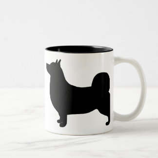 SwedishVallhundGear Two-Tone Coffee Mug