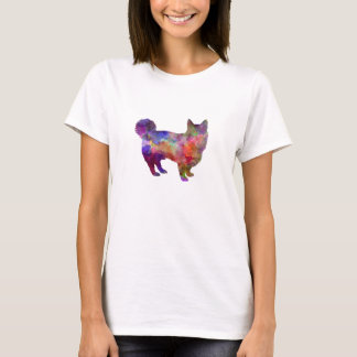 Swedish Vallhund in watercolor T-Shirt