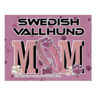 Swedish Vallhund MOM Postcard