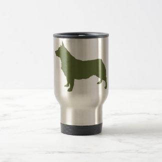 Swedish Vallhund Travel Mug