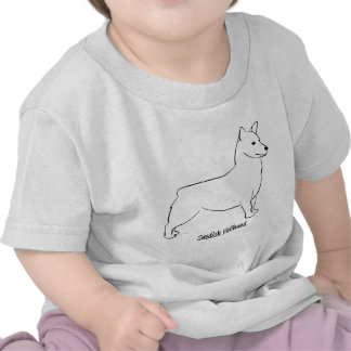 Swedish Vallhund T Shirts