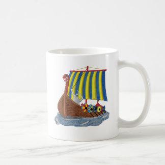Swedish Viking Ship Mug