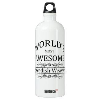 Swedish Weaver Water Bottle