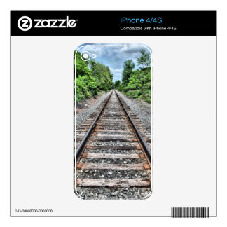 Sweedler Preserve Rail Decal For The iPhone 4