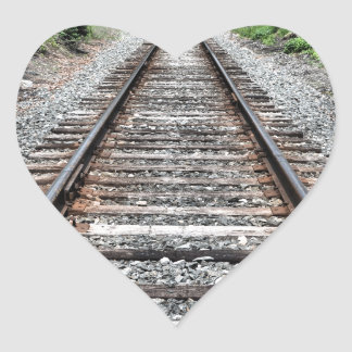 Sweedler Preserve Rail Heart Sticker