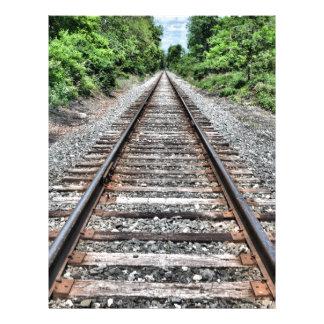 Sweedler Preserve Rail Letterhead