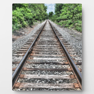 Sweedler Preserve Rail Plaque