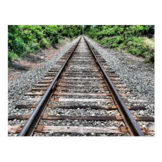 Sweedler Preserve Rail Postcard