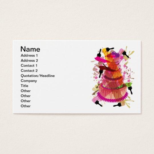SWEEEEEEEEETS BUSINESS CARD