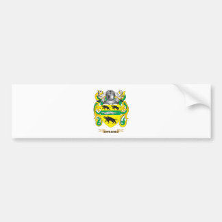 Sweeney Coat of Arms (Family Crest) Car Bumper Sticker