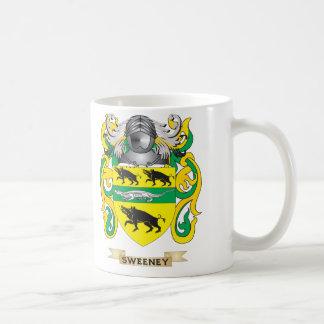 Sweeney Coat of Arms (Family Crest) Coffee Mug
