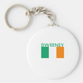 Sweeney Keychain