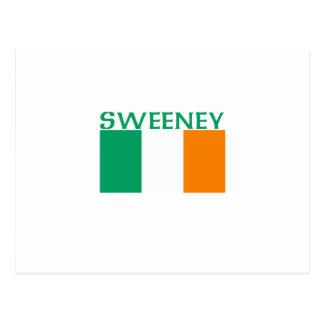 Sweeney Postcard