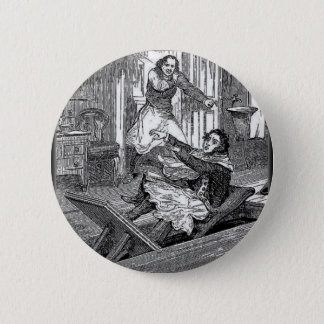 Sweeney Todd-Barbers Chair-Penny Dreadful Button