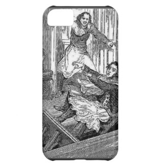 Sweeney Todd-Barbers Chair-Penny Dreadful Case For iPhone 5C