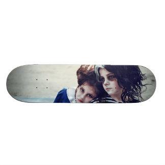 Sweeney Todd skateboard deck