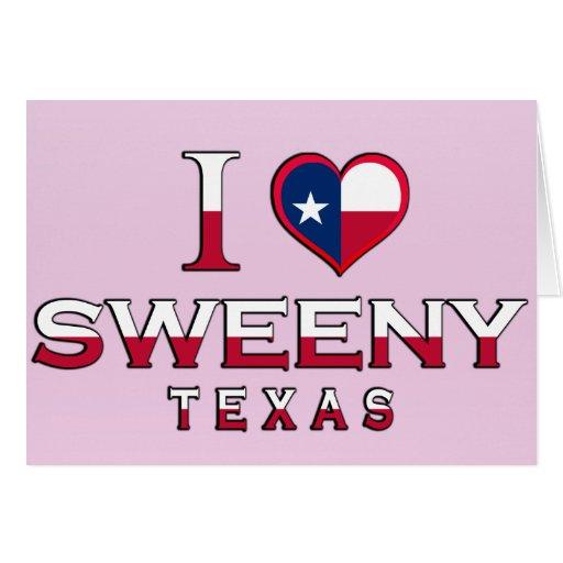 Sweeny, Texas Greeting Cards