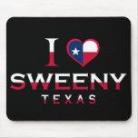 Sweeny, Texas Mousepad