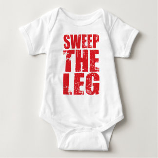 Sweep The Leg Baby Bodysuit