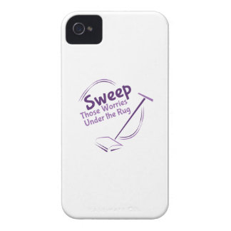 Sweep Under Rug iPhone 4 Case