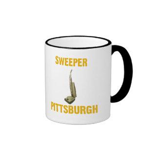 Sweeper Ringer Coffee Mug