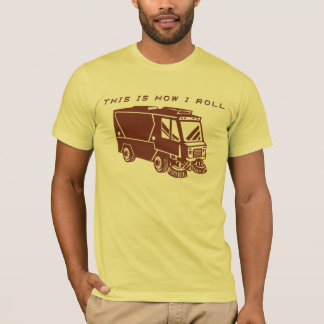SWEEPER RIDE T-Shirt