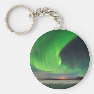 Sweeping Aurora Keychain