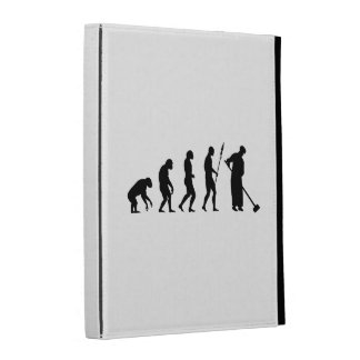 sweeping evolution iPad case