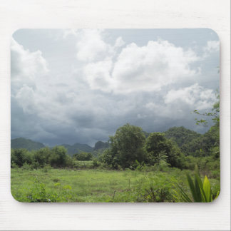 Sweeping Monsoon in Thailand Mouse Pad