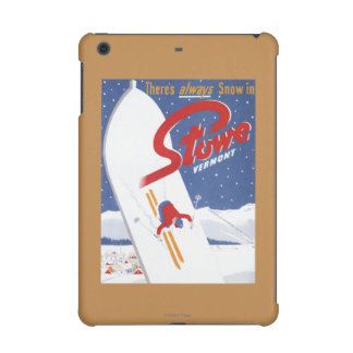 Sweeping S - There's Always Snow Promo Poster iPad Mini Retina Covers