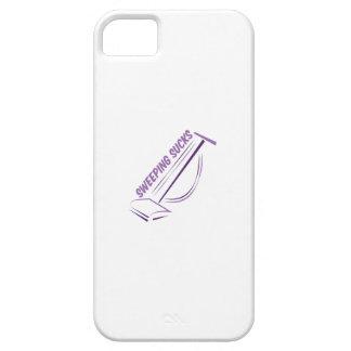 Sweeping Sucks iPhone 5 Cover