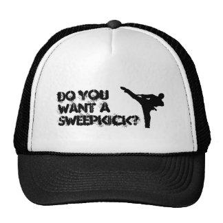Sweepkick Hat