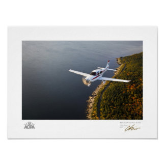 Sweeps Cirrus Over Acadia Gallery Poster