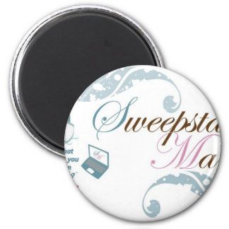 Sweepstakes Mama Gear 2 Inch Round Magnet