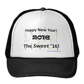 Sweet16 2016 trucker hat