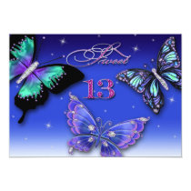 SWEET 13TH BIRTHDAY PARTY INVITATIONS