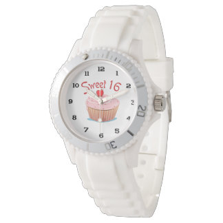 Sweet 16 16th Birthday Watches