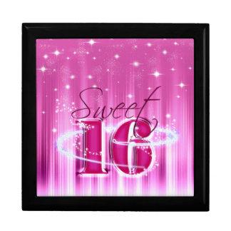 Sweet 16 All Stars Keepsake Box