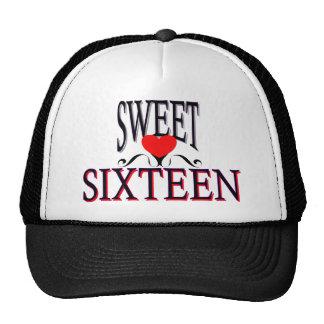 Sweet 16 Birthday Gear Trucker Hat