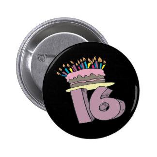 Sweet 16 pins