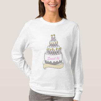 Sweet 16 Cake Top
