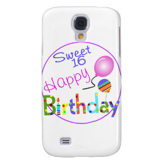 Sweet 16 galaxy s4 cases