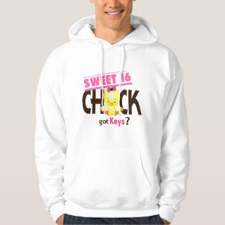 Sweet 16 Chick 1 Hoodie