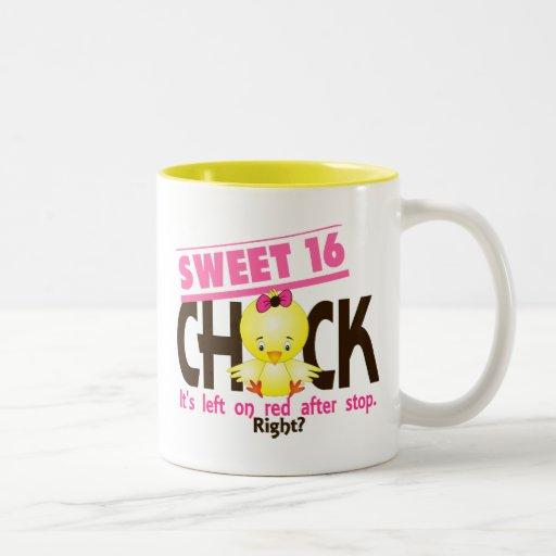 Sweet 16 Chick 2 Mug