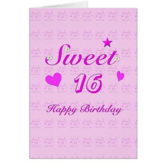 happy sweet  greeting cards  zazzle, Birthday card