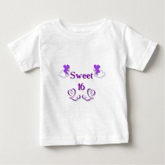 Sweet 16 infant t-shirt