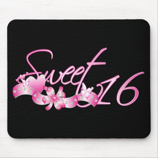 Sweet 16 Keepsake  Mousepad