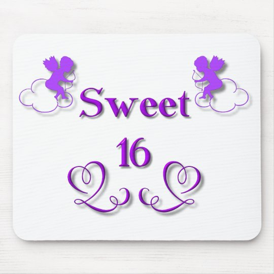 Sweet 16 mouse pad